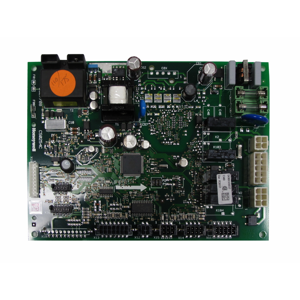 Trimax Control Panel for PE110LP Boiler